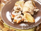 Рецепта Пиле вретено на фурна
